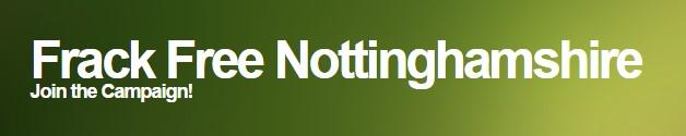Frack Free Nottinghamshire