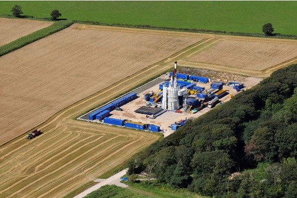 Picture by Cuadrilla Resources