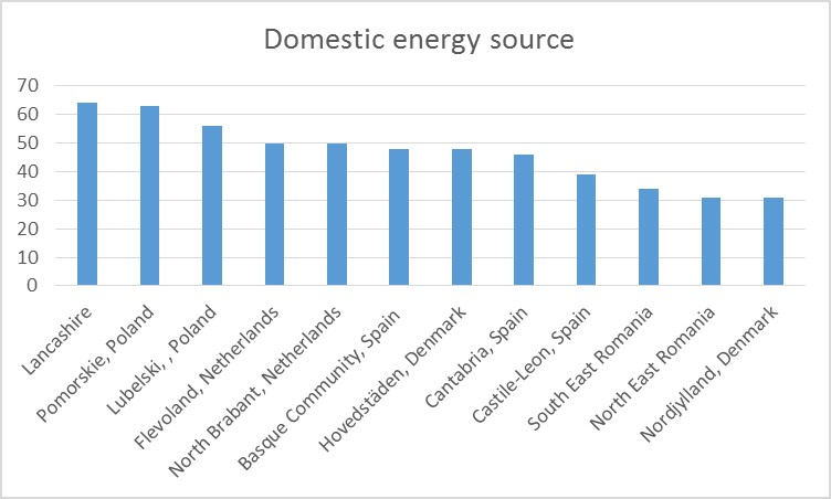 Domestic energy source