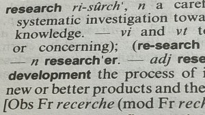 Research