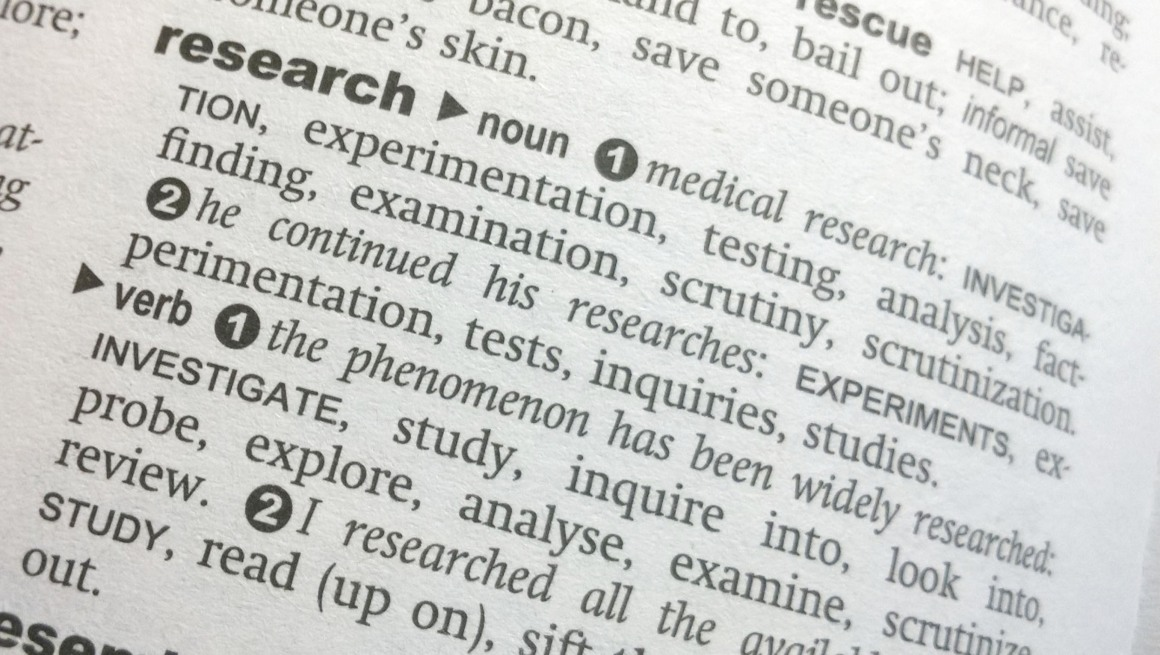 ResearchThesaurus