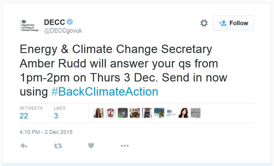 Amber Rudd tweet