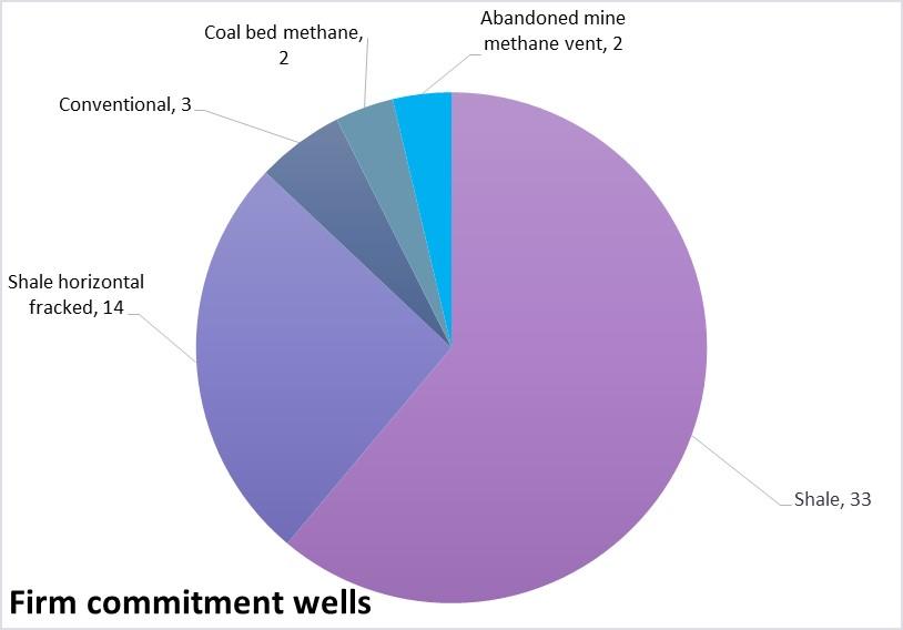Firm Commitment wells