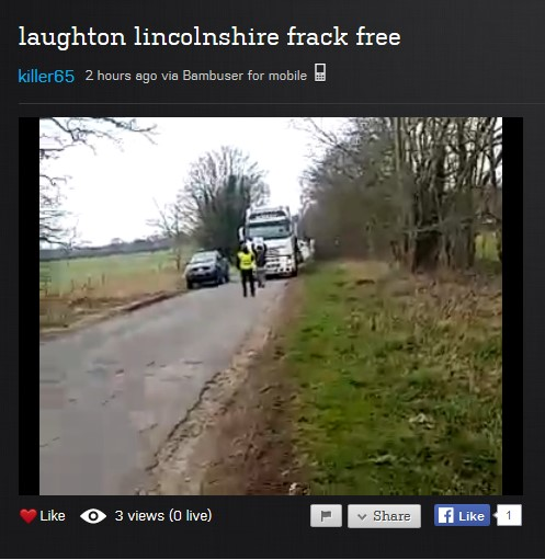 Laughton lorries leave