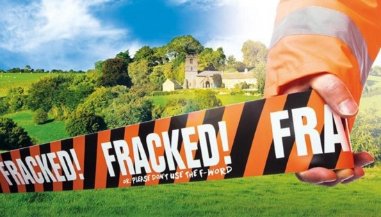 Fracked Or Please don't Use the F-word