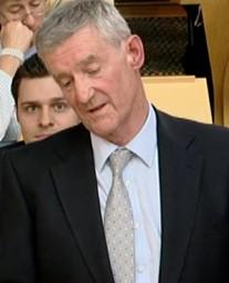 Peter Chapman SNP