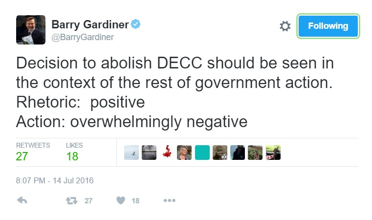 Barry Gardner tweet