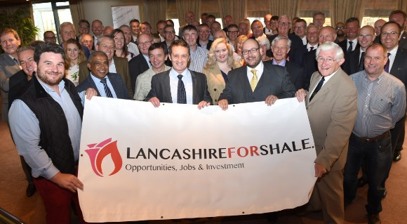 Lancashire for shale launch