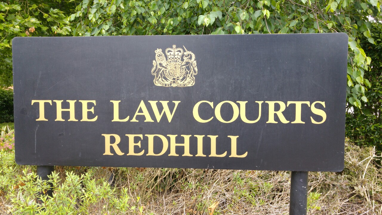 Redhill magistrates