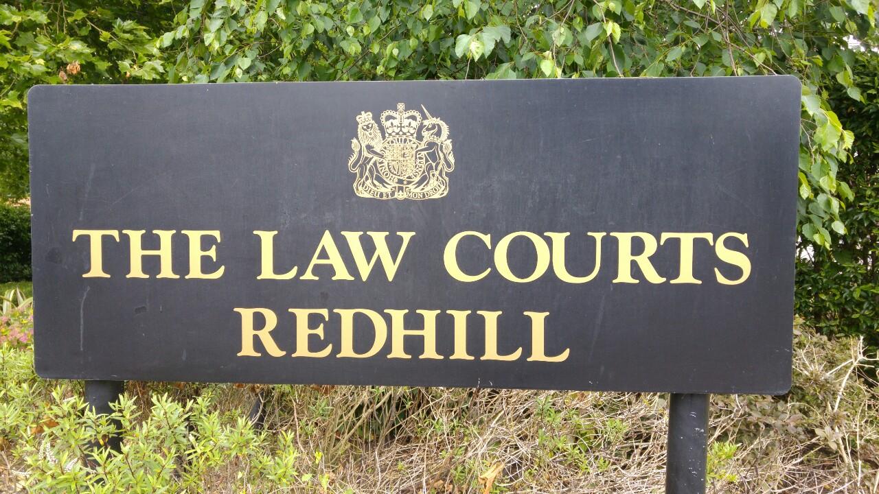 Redhill magistrates