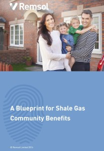 Remsol Blueprint for shale gas community benefits