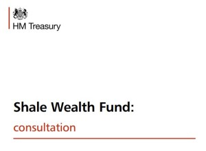 Shale wealth fund consultation