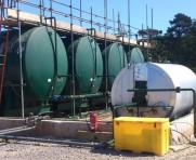 Oil Storage Egdon Resources