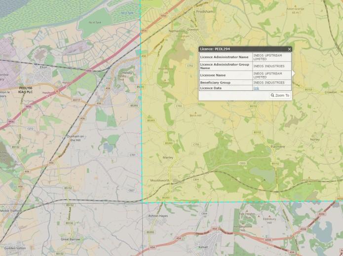 Map:: UKOGL