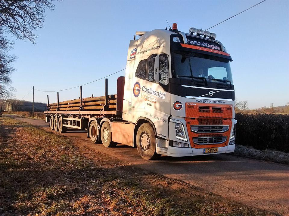 Brockham lorry1 Brockham Protection Camp