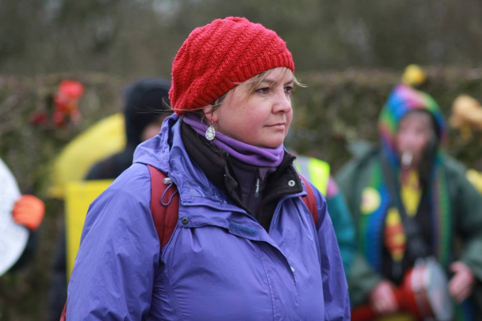 Friday against fracking pnr 170317 Cheryl Atkinson 2