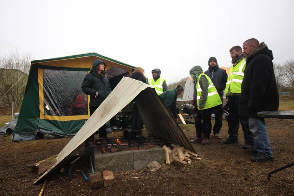 New Hope community Action camp 170317 Cheryl Atkinson 2