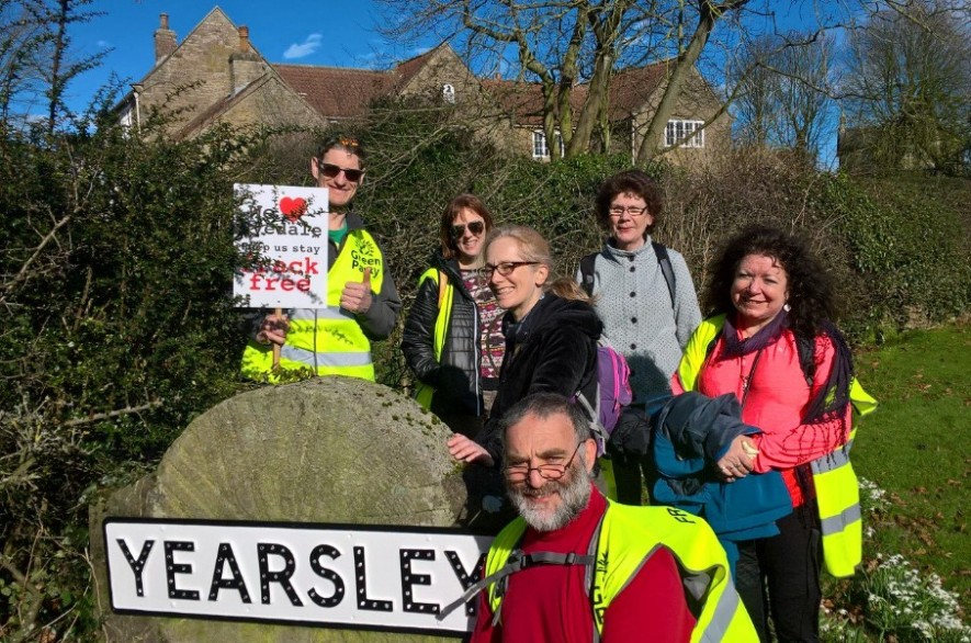 No fracking way Yearsley day 1