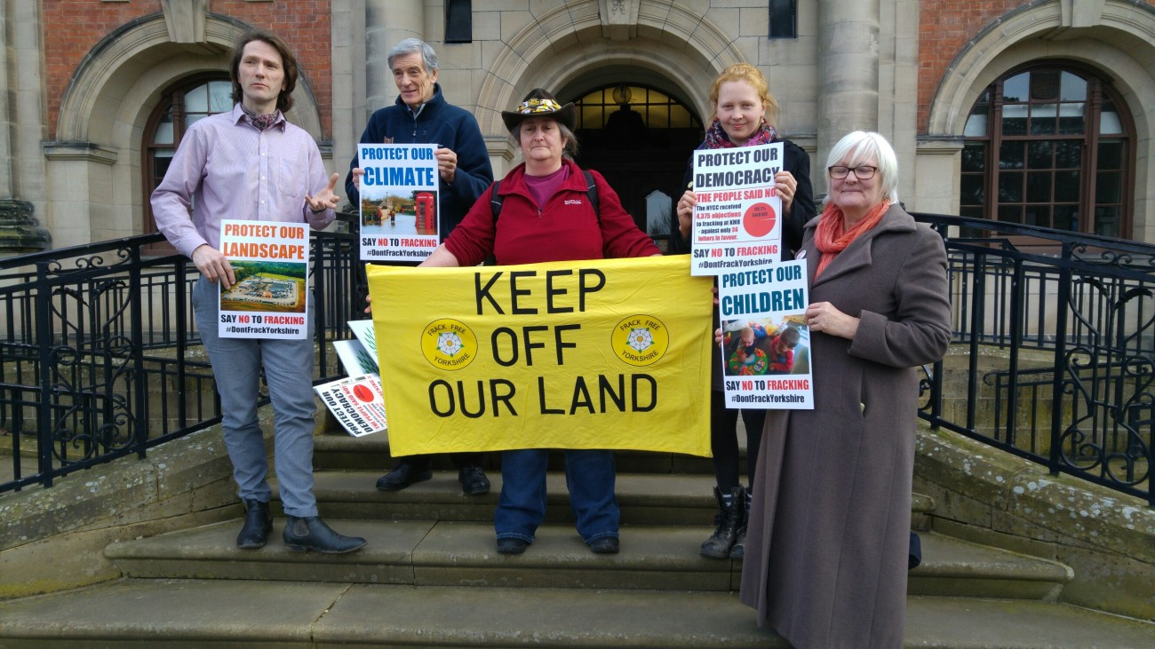 NYCC opponents of mineral plan