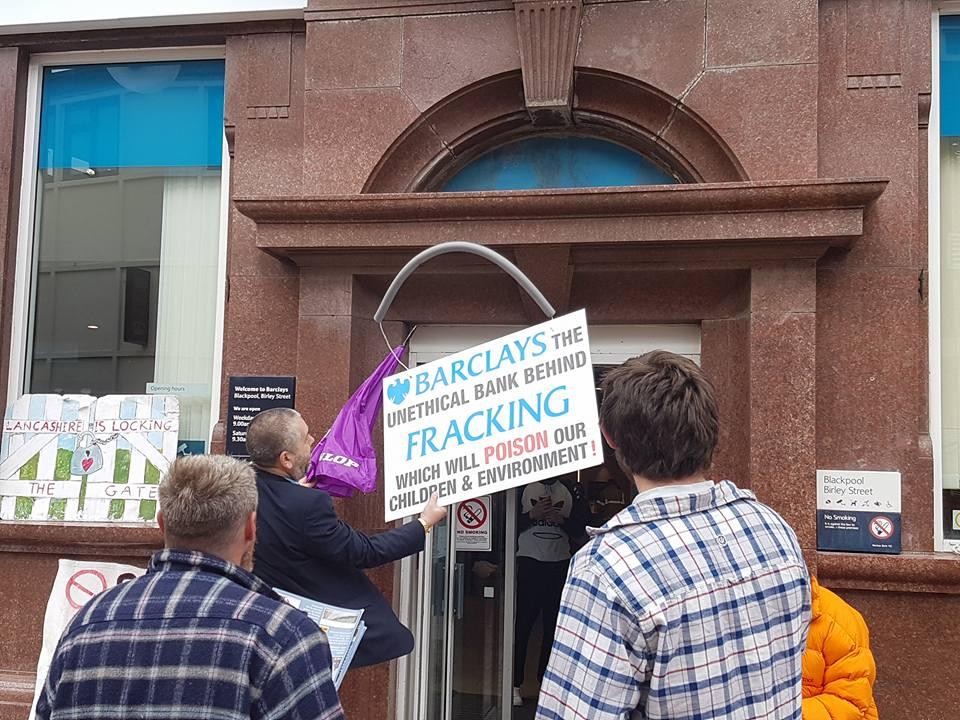 Barclays protest Ian Crane 2 170420