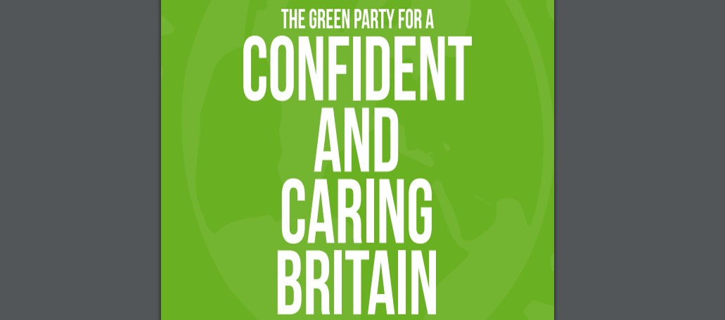 GreenParty manifesto image