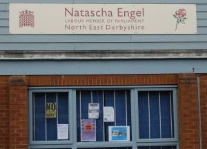 Natascha Engel office