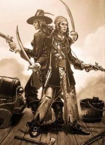 pirates of Preston New Road