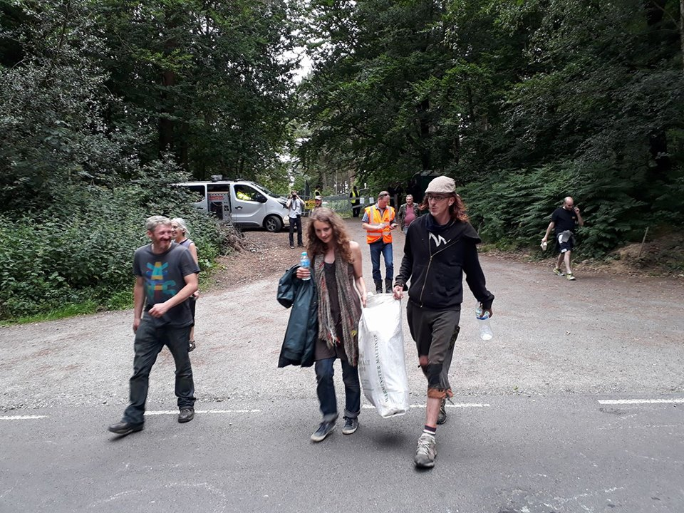 Leith HIll eviction 170622 Dave Doktor