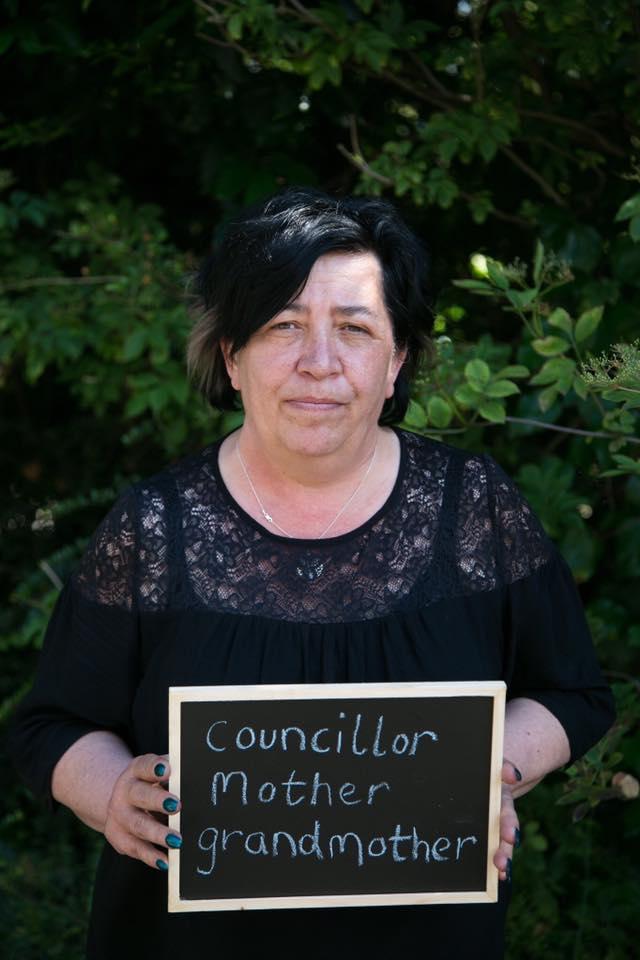 170703 pnr Julie Brickles Kirsten Buus for Reclaim the Power