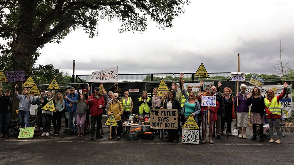 UKOG Seeks Injunction to Ban Protests that Aim to Damage its Business