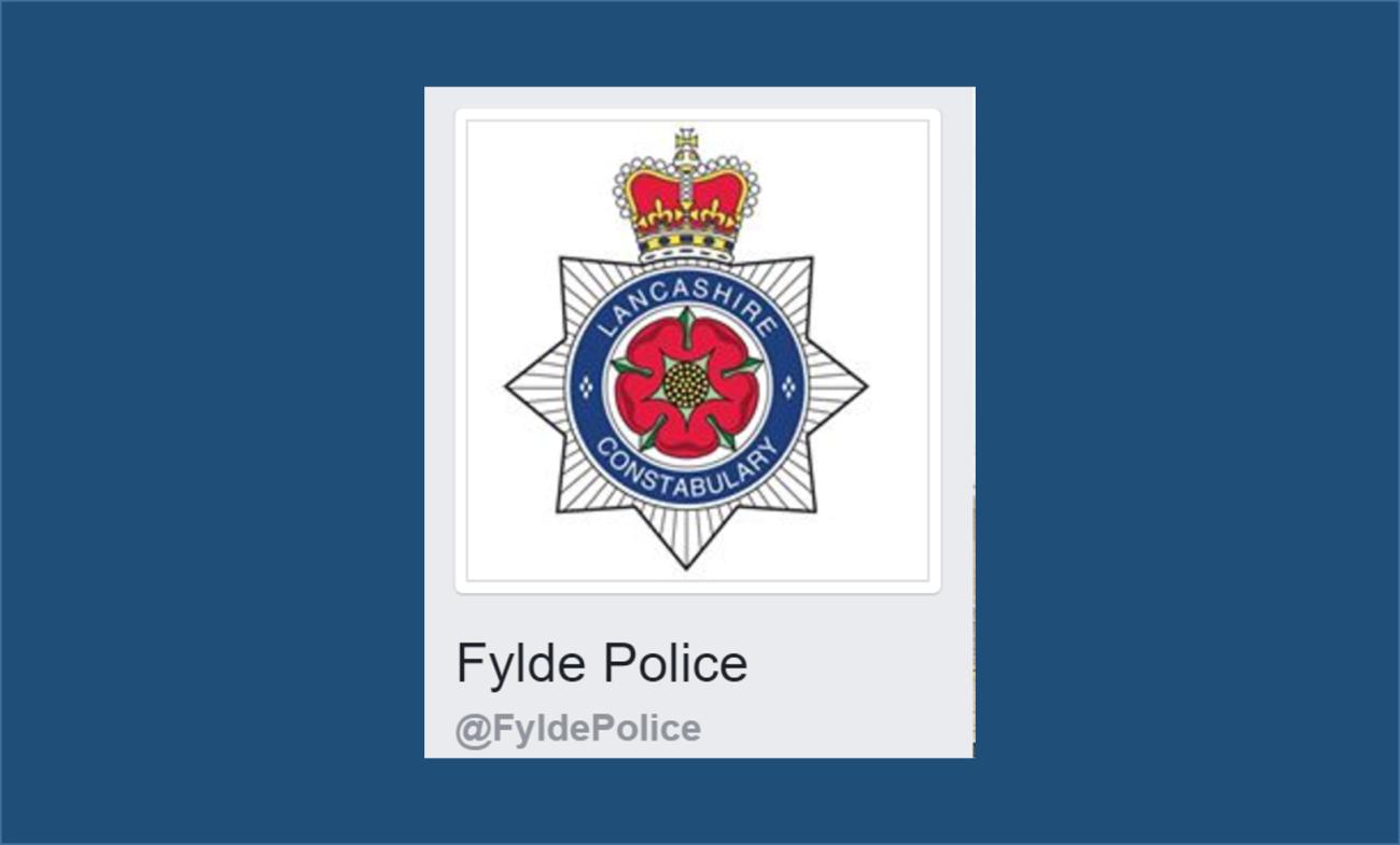 Fylde police logo