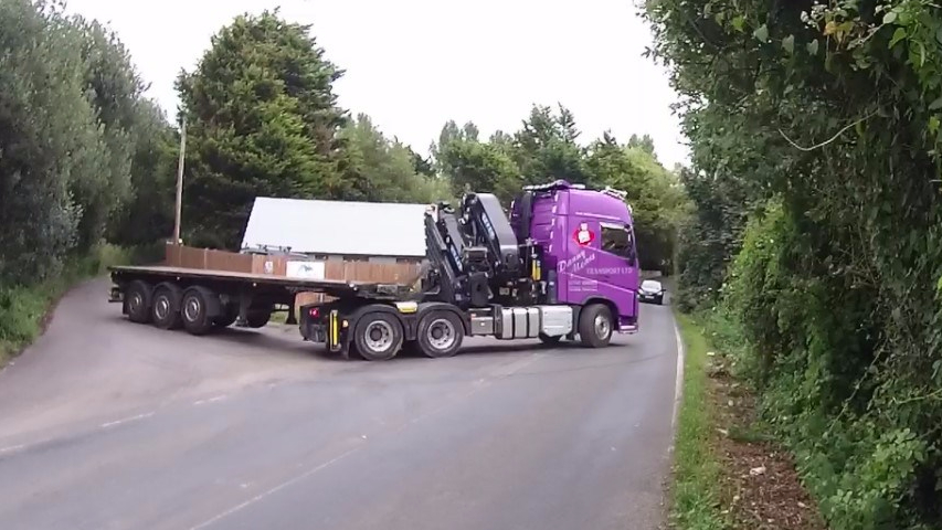 Lorry Weald Oil Watch