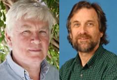 David Smythe and Stuart Haszeldine