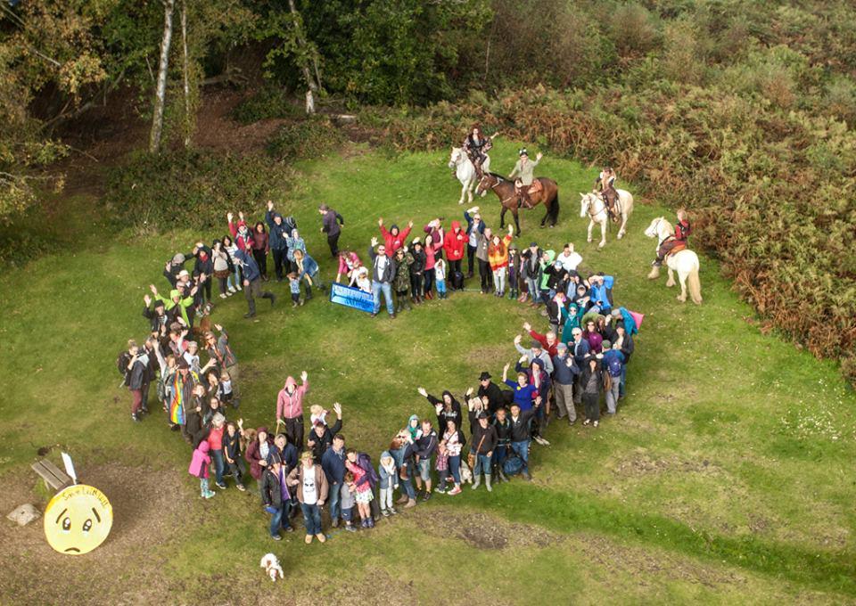 170916 Leith Hill picnic Stuart Burch 1