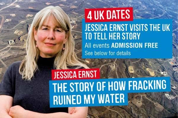 Jessica Ernst