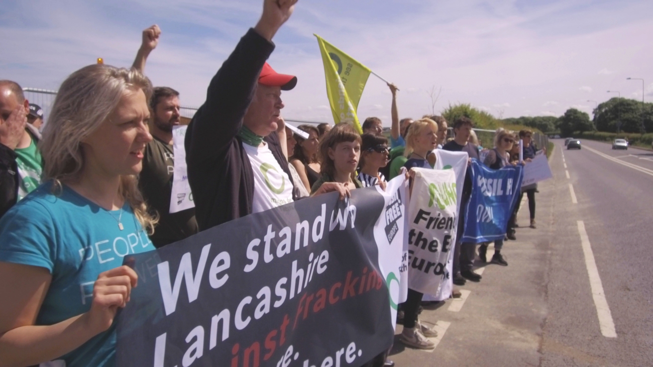 Stand with Lancashire image