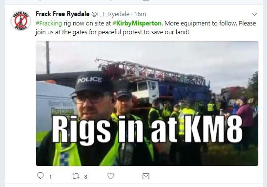 171010 Frack Free Ryedale tweet