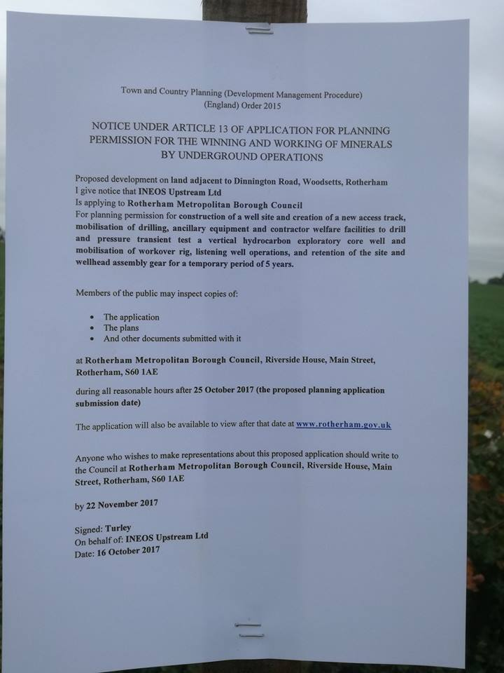 171018 Woodsetts application notice