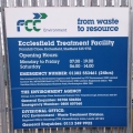 Ecclesfield Treatment works 1