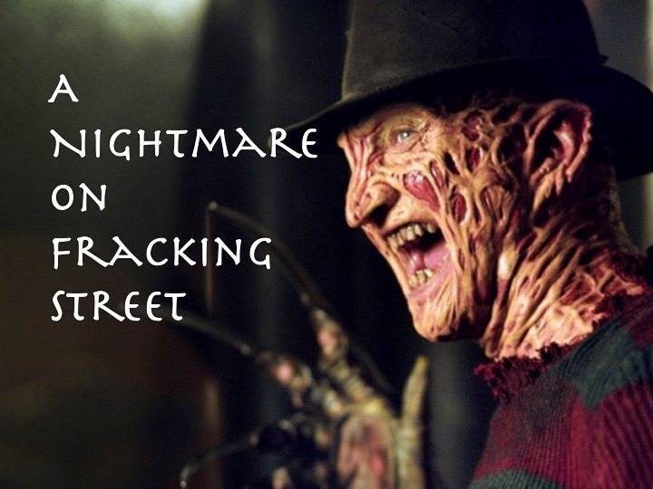 nightmare on fracking street