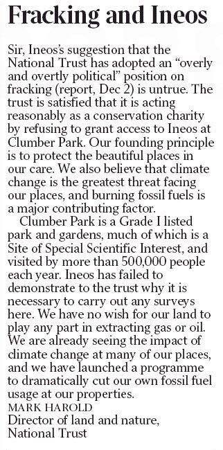 171206 National Trust letter to Times
