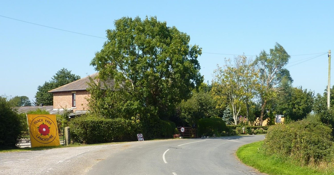 Roseacre village