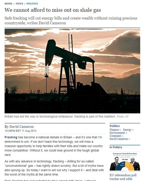 130811 David Cameron Telegraph