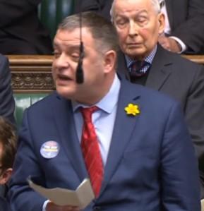 Mike Amesbury 180228 Parliamentary TV