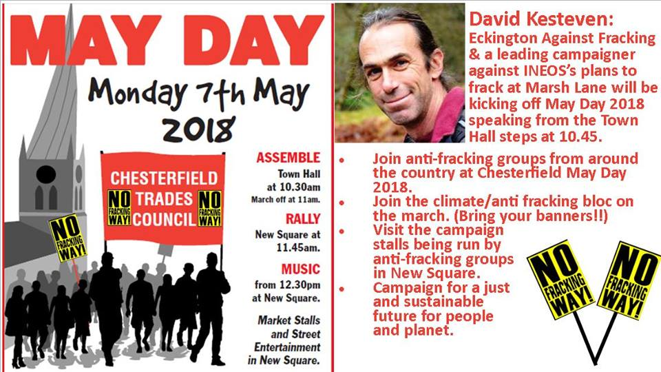 180507 Chesterfield May Day