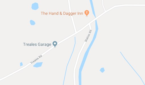 180412 Hand and Dagger junction