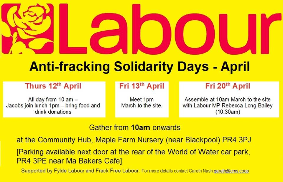 180412 Labour solidarity days