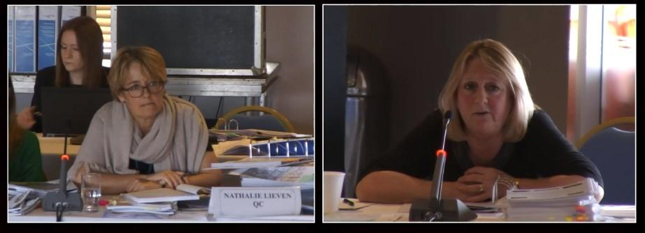 180417 RW inq 7 Barbara Richardson and Nathalie Lieven