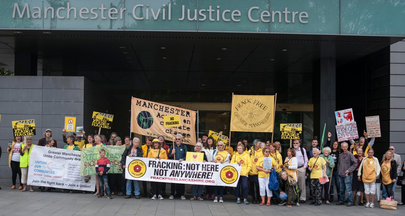 180531 Cuadrilla injunction 2 Steve Speed