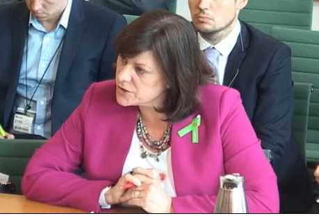 Claire Perry 180521
